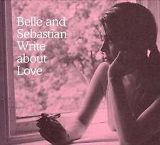 Belle Y Sebastian-escribe sobre el amor Nuevo Lp