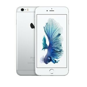 NEW SILVER VERIZON GSM/CDMA UNLOCKED 32GB APPLE IPHONE 6S PHONE JH19 B