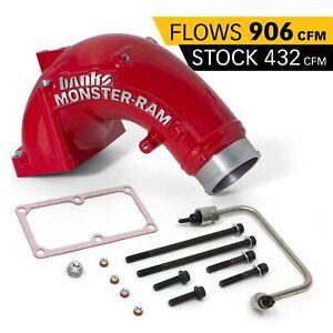 Banks Power Monster Ram Air Intake Elbow 07.5-18 Dodge Ram 2500 3500 6.7L