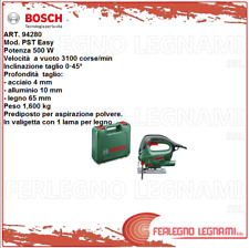 BOSCH-V SEGHETTO ALTERNATIVO PST EASY   500W ART. 94280