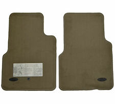 Right car truck floor mats carpets for lincoln town car ebay new ford crown vic floor mats factory front floormats med dark parchment brown fits lincoln town car sciox Image collections