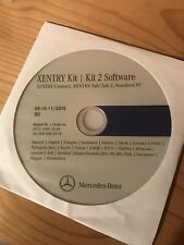 Mercedes Star Diagnosis, xenrty kit/tab2+pc | logiciel 09-11/2015, xentry Connect