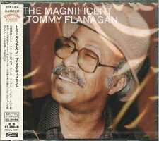 TOMMY FLANAGAN-THE MAGNIFICENT-JAPAN CD C65