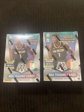 New Listing2019-20 Mosaic Basketball Blaster Box Sealed Lot Of 2