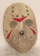 "2.5"" Mask for NECA Jason voorhees 18"" Action Figure Replica Toy Accessory hockey"