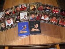 Sealed Heisman Series I &  II Boxed Sets Bo Jackson Notre Dame Ernie Davis Sims