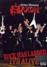 ROCK HAS LANDED-IT'S ALIVE: New DVD