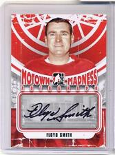 2012/13 ITG MOTOWN MADNESS FLOYD SMITH AUTOGRAPH