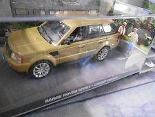 RANGE ROVER Sport SUV Casino Royale James Bond 007 IXO Altaya Sonderpreis 1:43