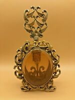 Antique Large Jeweled Perfume Sent Bottle