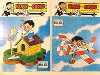 KLAUS und CHOKO # 1 + 2  Special Big Edition limitiert 555 Exemplare ( Groth )