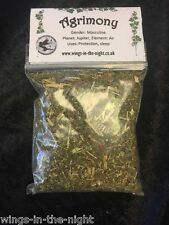 AGRIMONY Dried Magical Herb ~ Protection/Sleep/Protection/Cleansing ~ Pagan