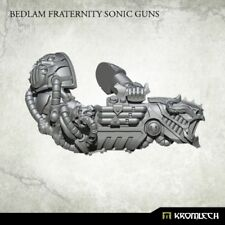 Bedlam Fraternity Sonic Guns - Kromlech