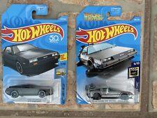 Hot Wheels Back to the future & Delorean