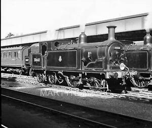 6x6cm Railway Negative M7 30668 @ Exeter Central