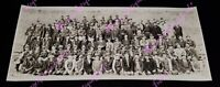 RARE PHOTO Coal Miner Tennessee Products Corporation Whitwell Night Shift 1939