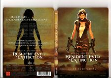 Resident Evil: Extinction   -  Steelbook  (FSK 18)  DVD