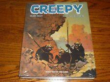 Creepy Archives Volume 20, SEALED, Warren, Dark Horse hardcover, Frank Frazetta