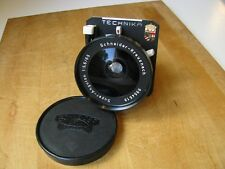 Linhof Technika Schneider 65mm f/5.6 Lens in Synchro Compur Shutter EXC+++