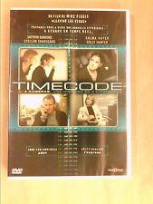 DVD / TIME CODE / SALMA HAYEK / TRES BON ETAT