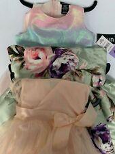 NEW Zunie Girls' Special Occasion Dress