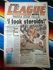 ✺RUGBY LEAGUE WEEK✺ 1982 Vol 13 No 13 PARRAMATTA EELS NRL Big Magazine