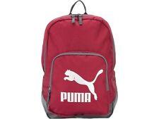 Puma  Halls Backpack  072810 02   team Burgundy-dark shadow.Back to School