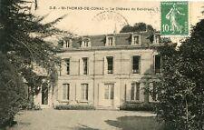 Carte SAINT THOMAS DE CONAC Le château du Gendreau