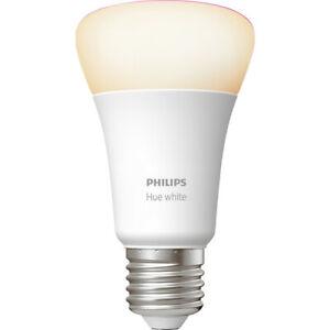 1 X Philips Hue Warm White LED Bulb with Bluetooth - E27