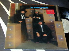 THE WRIGHT BROTHERS Made in the U.S.A. Warner Bros LP 1982 ADVANCE COPY