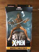 Marvel Legends X-Men Wild Child Sugar Man BAF Age Of Apocalypse