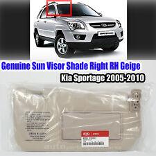 852011F010EZ Sun Visor Inside Right RH Beige KIA Sportage 2005-2010 606db7d9cd6