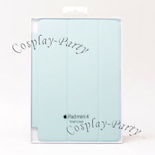 Genuine Original Apple Smart Cover Case For Apple iPad mini 4 (Turquoise Blue)