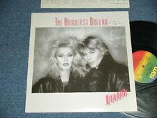 DOLLAR Japan 1982 PROMO NM LP THE BRIGHTEST DOLLAR