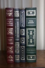 Lot of 4 Franklin Library Books | Alice in Wonderland | Lewis Carroll - Fielding