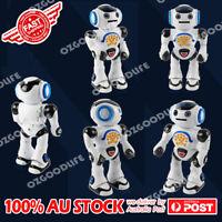 Intelligent Robot Moving Brat Sing dancing walking story Toy Birthday Gift