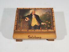 Vintage Gueissaz Jaccard Music Box Swiss Musical Eine Kleine Nachtmusik Mozart