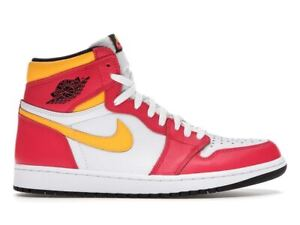 Jordan 1 Light Fusion Red Size 8.5 , 10 Brand New Fast Ship *Confirmed Order*