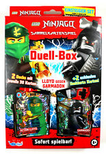 Blue Ocean Lego® Ninjago Serie 5 Tin Box groß 10 Booster XXL Karte Eis-Kaiser