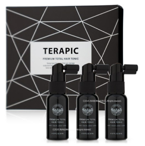 Terapic Premium Total Hair Tonic Kit 30ml*3Pcs - FREE SHIPPING