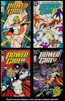 Power Girl 1 2 3 4 Complete Set Run Lot 1-4 VF/NM