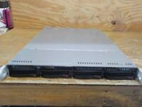 """Supermicro SYS-6015C-NTRB Server (Black) """