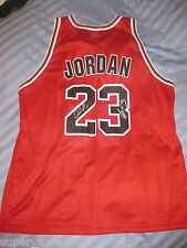 EDDY CURRY TYSON CHANDLER SIGNED MICHAEL JORDAN BULLS JERSEY AUTO AUTOGRAPHED