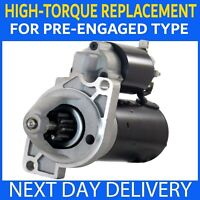 MG MGB MGB-GT 1.8 1969-1980 UPGRADE STARTER MOTOR (REPLACES PRE-ENGAGED TYPE)