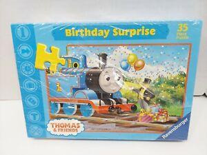 Ravensburger Thomas & Friends Birthday Surprise 35 Piece Jigsaw Puzzle New, Read