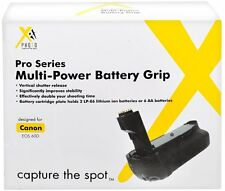 Xit XTCG60D Professional Power Battery Grip for Canon 60D DSLR Camera (Black)