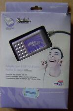 Adaptateur USB vers Audio Externe Connectland /E2