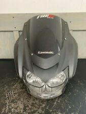 Kawasaki Front Headlight Cowl Plastic Assembly Panel Part #55028-0041