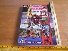 Iron Man the Armor Wars TPB comic 1990 1st print VF