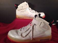 Nike Jordan Air Flu Game Force 1 Size 10.5 Retro 6 Infrared Ls 351029-161